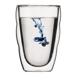 画像1: ボダム ピラトゥス ダブルウォールグラス 0.35L