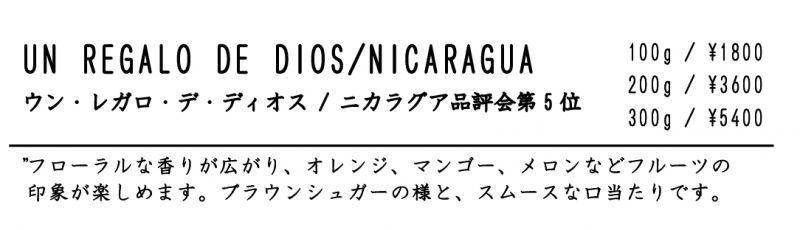 ニカラグアCOE